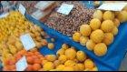Semt pazarı ve markette Meyve challange için alışveriş yaptık , eğlenceli çocuk videosu