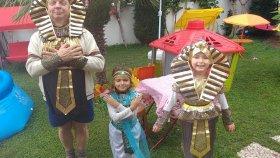Elif Firavun oldu . Hangisi güzel , eğlenceli çocuk videosu