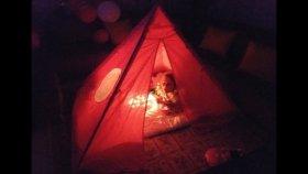 Svava Lüx çadır .Bu çadır çok pratik hele birde ışıklı , eğlenceli çocuk videosu