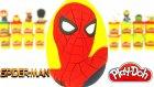 Örümcek Adam Eve Dönüş Sürpriz Yumurta Oyun Hamuru - Demir Adam Minyonlar