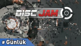 Disklerle Şut Çekiyoruz l Disc Jam Oynuyoruz #Türkçe