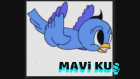 Mavi Kuş Senin Adın Ne Şarkısı Söz Müzik Aykut ilter / Tanışma İsim Öğrenme Çocuk Şarkısı