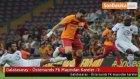 Galatasaray - Östersunds Fk Maçından Kareler - 1 -