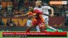 Galatasaray - Östersunds Fk Maçından Kareler - 2 -