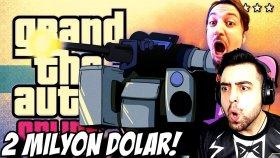 2 MILYON DOLARLIK YENILMEZ ARABA ! 5 YILDIZ POLIS ! Gta 5 TrollHayat