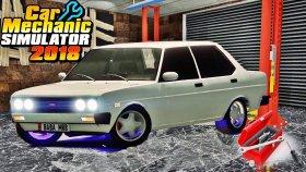 Hurda Simulator ! Car Mechanic Simulator 2018 Türkçe