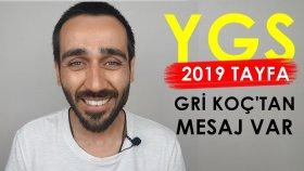 2019 Tayfaya Gri Koç'tan Mesaj Var #2019Tayfa