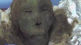 Rusya'da 900 Yıl Sonra Ortaya Çıkan Mumya