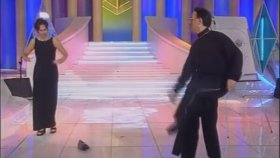 Yılmaz Morgül'den Oryantal Şov ( Hülya Avşar Show )
