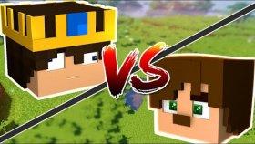 Kafam Şahane Bugraak Ev Vs Wolvoroth Ev Minecraft