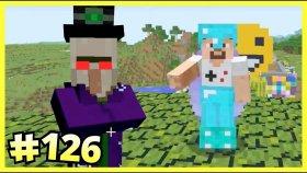 Lanetli Cadı Kulesi ve Katliam Mezarlığı - Minecraft Türkçe Survival - Bölüm 126