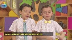 İkizler Kıyafet Konusunda Anlaşamıyor ! | Çocuktan Al Haberi Ünlüler 11.Bölüm ( 6 Ağustos Pazar )