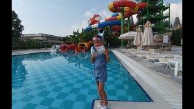 Amara Prestij Hotel Sabah Gezintisi ve Kahvaltı , Elif Neler Seçti , Eğlenceli Çocuk Videosu