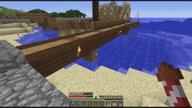 Yeni Liman , İskele ve Yeni Gemiler Planı - Minecraft Türkçe Survival - Bölüm 128