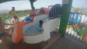 Amara Prestij Hotel Extreme Kaydıraklar Bol Atraksiyon , Eğlenceli Çocuk Videosu
