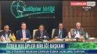 Galatasaray Başkanı Dursun Özbek , Kulüpler Birliği Başkanı Oldu