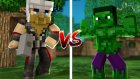 THOR SET VS HULK SET ( Minecraft )