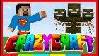 Wither Katliamı ve Süpermen AtariKafa - Modlu Survival - Crazy Craft #7