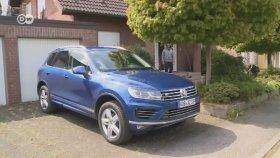 Volkswagen Touareg'in Executive Versiyonunu Piyasaya Çıkarması