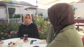 Kütahya'da Sadece Bayanlara Hizmet Veren Kafe