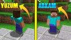TERS SKİN TROLL ! ( Minecraft Komik Anlar )