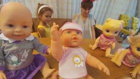 Yeni Bebek Leranın Kucağına Çiş Yaptı , İşeyen Bebek , Bou Bou Altını Islatan Bebek