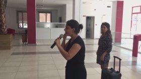 Müzik Öğretmenleri ile Sınıf öğretmenleri Zümresi Orff Eğitiminde birarada idiler hatice şimşek