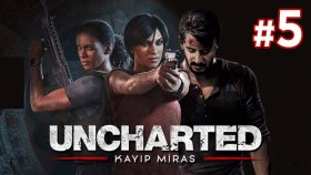 SAKLI CENNET ! | Uncharted : The Lost Legacy Türkçe Bölüm 5