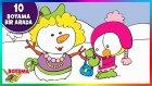 Limon ile Zeytin   Boyama Videoları   Karikatür Boyama   Eğitici Boyamalar