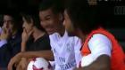 Marcelo , Ronaldo'nun golüne böyle tepki verdi